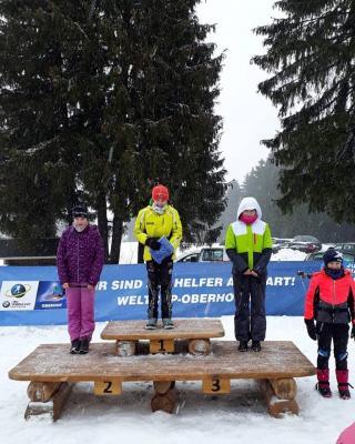 Foto zur Meldung: Thüringer Meisterschaft Biathlon Einzel
