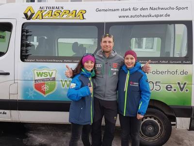 Vorschaubild zur Meldung: 2. Schüler Cup Langlauf in Klingenthal
