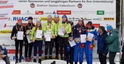 Foto zur Meldung: Deutsche Jugend & Junioren Meisterschaft Biathlon