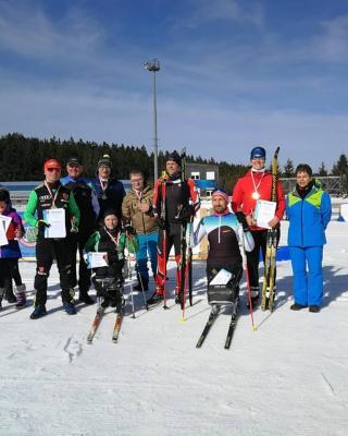 Foto zur Meldung: Offene Thüringer Meisterschaft für Menschen mit Behinderung