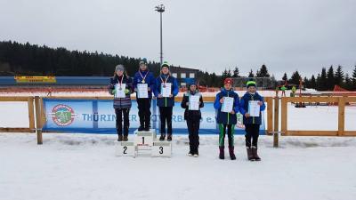 Vorschaubild zur Meldung: Thüringer Meisterschaft Langlauf Einzel/ 5. Thüringer Langlauf Cup