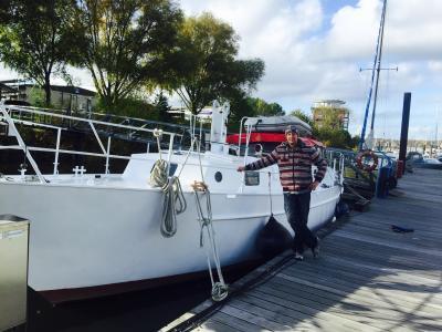 Vorschaubild zur Meldung: Ein Bootswechsel steht an …