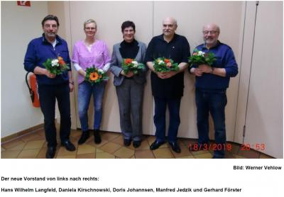 Vorstand Leezener Dorfgemeinschaft e.V.
