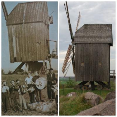 Foto zur Meldung: Musik an der Mühle
