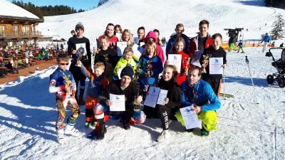 Vorschaubild zur Meldung: Bezirksmeisterschaften Alpin