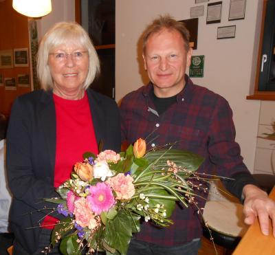 Martha Fischer und Klaus Wedel