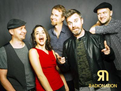 Vorschaubild zur Meldung: RadioNation – Die Coverband aus Leipzig am 13. April in Genthin