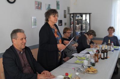 Foto zur Meldung: Jahreshauptversammlung Neukalener Heimatverein e.V.