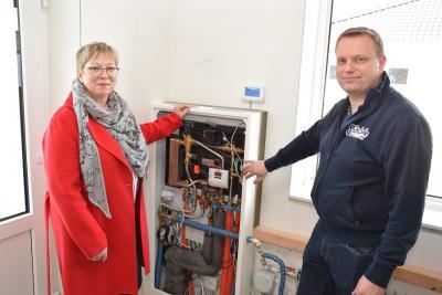 Foto zur Meldung: Das erste Niedertemperaturnetz in Schleswig-Holstein