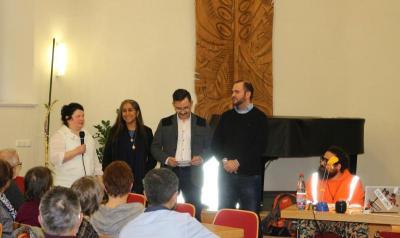 Foto zur Meldung: Kreis-Integrationsbeirat freut sich über gelungene Veranstaltung