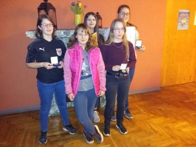 Foto zur Meldung: Sportlerehrungen durch Kreissportbund Elbe Elster