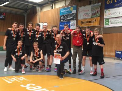 Sieger der Landesmeisterschaften in Göttingen