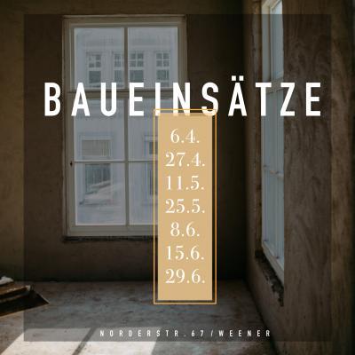 Vorschaubild zur Meldung: BAUEINSÄTZE