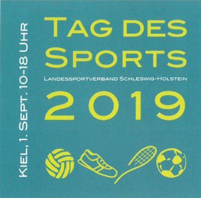 Vorschaubild zur Meldung: Tag des Sports 2019