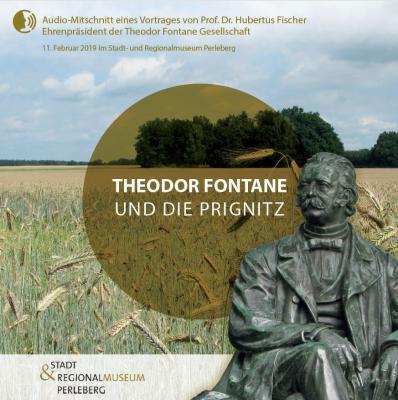 """Foto zur Meldung: NEU: Audio-CD """"Theodor Fontane und die Prignitz"""""""