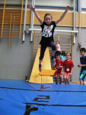 Foto zur Meldung: Winterolympiade unserer Grundschule