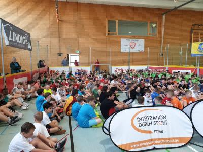 Foto zur Meldung: Soccer-Cup in Prenzlau