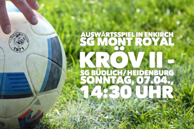 Vorschaubild zur Meldung: Remis in Breit // Auswärtsspiel gg. SG Kröv II/
