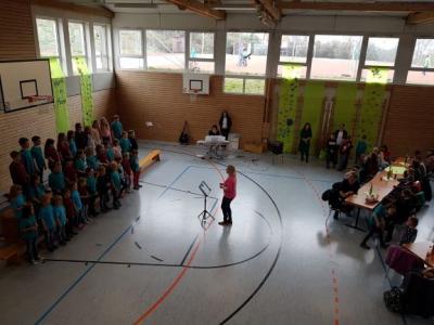 Vorschaubild zur Meldung: Schulfest und Amtseinführung