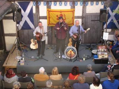 Foto zur Meldung: Konzert mit North Sea Gas