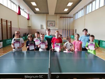 Foto zur Meldung: Mini Meisterschaften  2018/19   -  Ortsausscheid Plauen