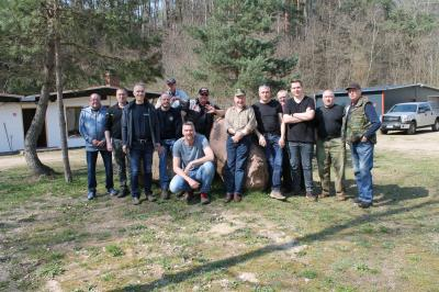 Vorschaubild zur Meldung: Frühlingspokal der Astorianer in Kemberg / Oppin