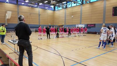 Foto zur Meldung: Ausflug zum Floorball Spiel