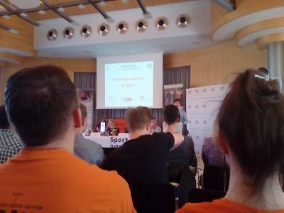 Foto zur Meldung: Sportjugendtag in Dresden