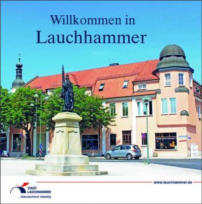 Foto zur Meldung: Pressemitteilung: Neue Informationsbroschüre für Lauchhammer