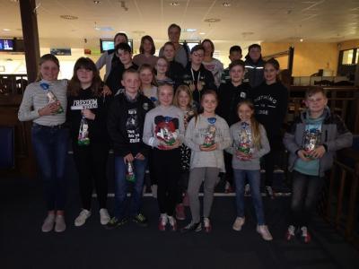 Foto zur Meldung: Osterbowling der Klasse 5a