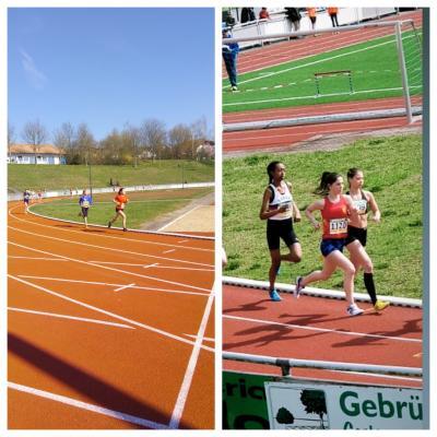 Vorschaubild zur Meldung: 07.04.2019: Hessische Langstreckenmeisterschaften, Hünfeld
