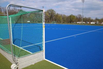 Vorschaubild zur Meldung: Hockey go! auf saniertem Kunstrasenplatz