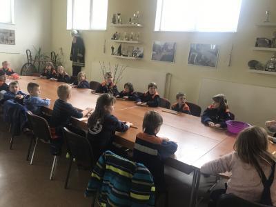 Vorschaubild zur Meldung: Kinderfeuerwehr verabschiedet sich in die Osterpause