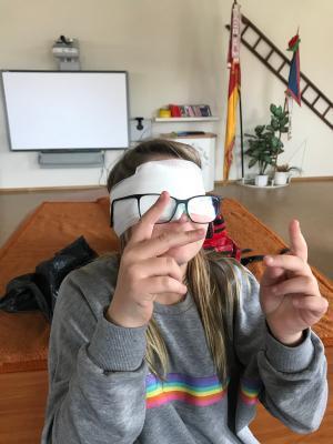 Vorschaubild zur Meldung: Jugendfeuerwehr übt Erste Hilfe