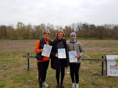 Diana, Marlies und Birgit