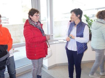 Foto zur Meldung: Moosbacher Gartler auf einem Gesundheits-Trip
