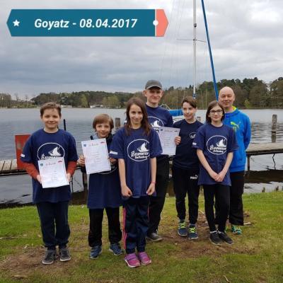 Foto zur Meldung: Seesportler ermittelten ihre Landesmeister
