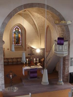 Vorschaubild zur Meldung: Singen zur Goldenen Hochzeit I. u. H.  Klee