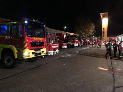Foto zur Meldung: Katastropheneinsätze 2019 im Landkreis Miesbach