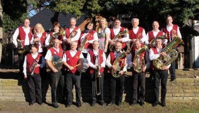 Foto zur Meldung: 2. Blasmusikfestival in Falkenhagen