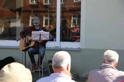 Foto zur Meldung: Black Jack Davey Konzert in Freyenstein