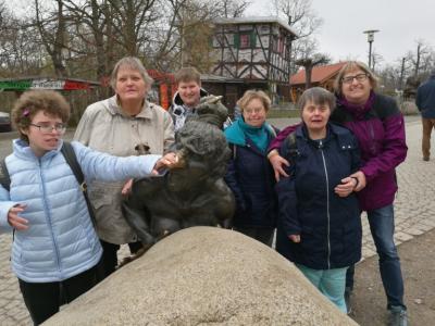 Foto zur Meldung: Urlaubsfahrt in den Harz (08.04.2019 - 12.04.2019)