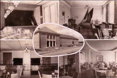 Vorschaubild zur Meldung: 60 Jahre Klubhaus