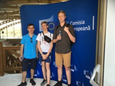 Unsere Teilnahme am Europalauf in Alba Iulia Mai 2018