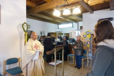 Foto zur Meldung: Patrozinium St. Georg in Prackenbach gefeiert