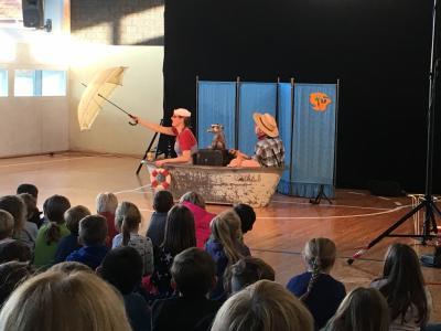 """Vorschaubild zur Meldung: Theaterstück """"Mrs. Peacock Ahoy!"""""""