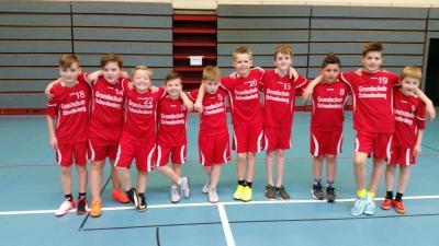 Vorschaubild zur Meldung: Basketballkreismeisterschaft – Turnier der Jungen in Blomberg
