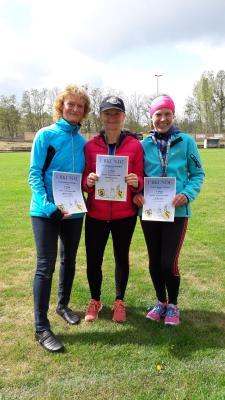 Marlies, Anke und Birgit