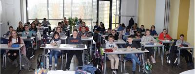 Foto zur Meldung: Junge Mathematiker bei Wettbewerb erfolgreich