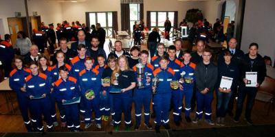 Foto zur Meldung: Team aus Ortenberg gewinnt St.-Florian-Oberhessen-Pokal